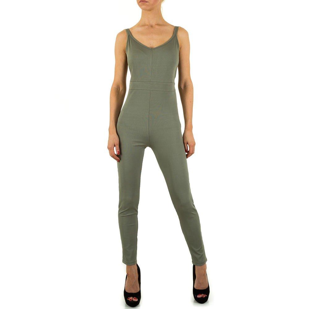 Ital-Design Jumpsuit Overall Für Damen