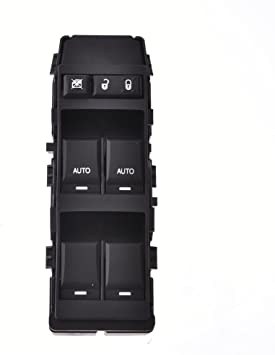 07-09 DODGE DURANGO DRIVER LEFT SIDE MASTER POWER WINDOW SWITCH 04602781AA