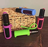 Essential Oil Bottle Travel Carrying Case Sleeve Holder Review and Comparison