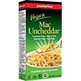 Pastariso Vegan Mac Uncheddar Dinner, 5 Ounce (Pack of 6)