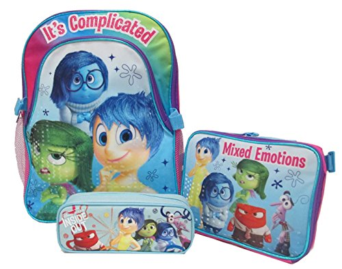 Amazon.com: Inside out It's Complicated Disney Large 16
