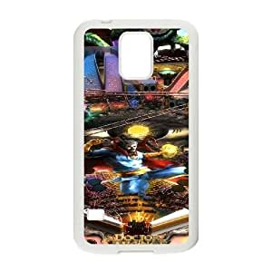 Doctor Strange Samsung Galaxy S5 Cell Phone Case White Nfawc