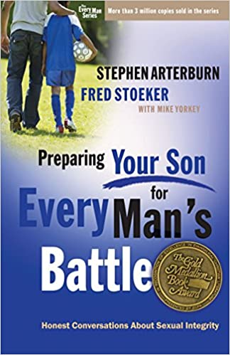 Amazon Preparing Your Son For Every Man's Battle Honest Magnificent Imagis For Your Son