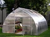Riga XL 14.5' x 20' Onion-Shaped Greenhouse