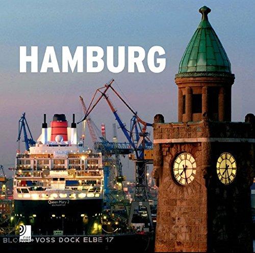 Hamburg - Fotobildband inkl. 4 Musik-CDs (earBOOK) (earBOOKS)