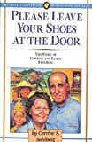 Please Leave Your Shoes at the Door, Corrine Sahlberg, 0875094813