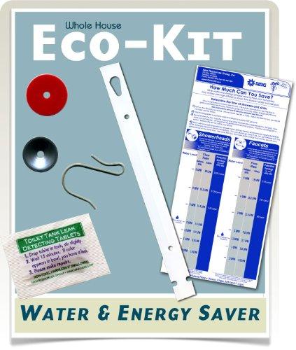 Simple Bathroom Water Saving Kit Toilet Leak Detecting