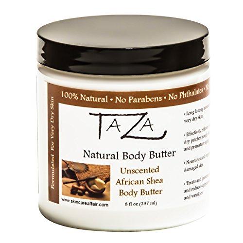 Premium Taza Unscented Moisture Enriched
