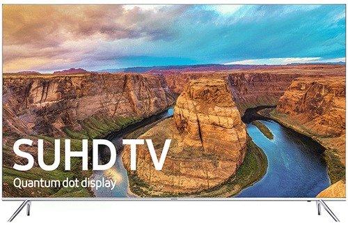 Samsung 8 Series UN65KS8000 65-inch 4K Supreme Ultra HD Smar