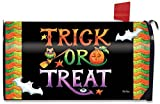 Briarwood Lane Halloween Trick or Treat Magnetic Mailbox Cover Holiday Spooky