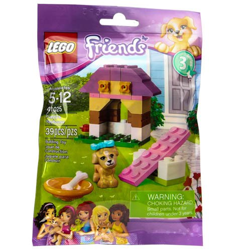 lego friends puppy house - 1