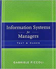 Managers information piccoli systems for pdf
