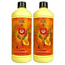 House & Garden - Soil A&B Base Nutrient 1L Set