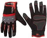 True Grip Heavy Duty Work Gloves, Medium