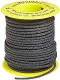 Mitchell Abrasives 49 Round Abrasive Cord, Aluminum Oxide 120 Grit .082'' Diameter x 25 Feet