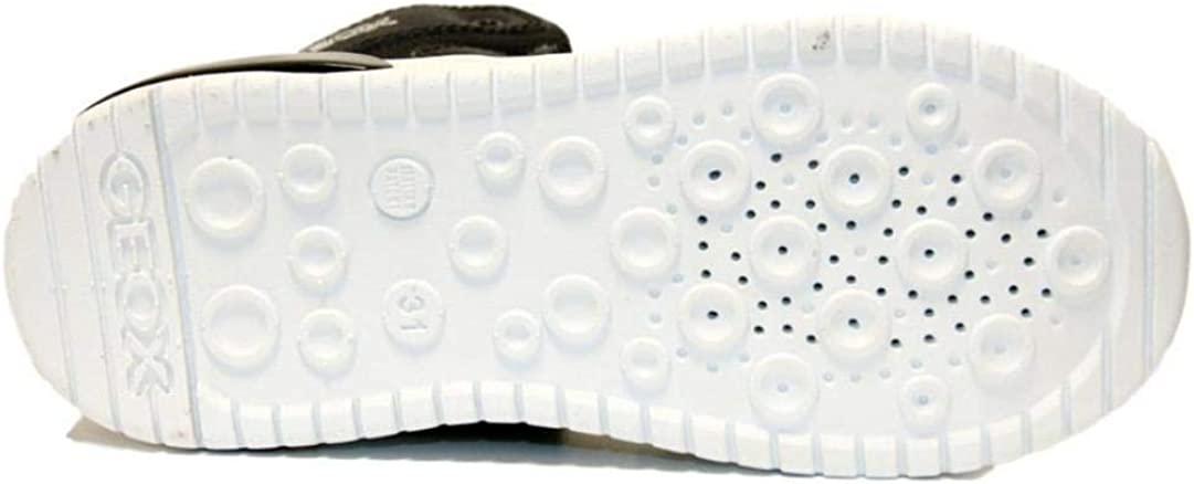 Geox Sneakers Bambino J947QA 0BCBU C0498 Verde: Amazon.it