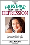 Health Guide to Depression, Karen K. Brees, 1598694073
