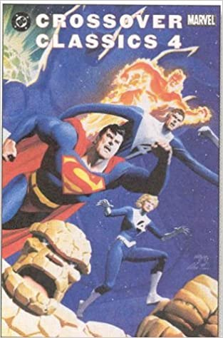 Book DC/Marvel: Crossover Classics 4 by Ron Marz (October 01,2003)