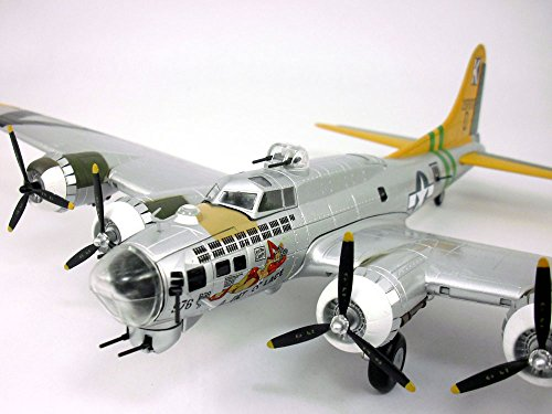 (Air Force One Boeing B-17 Flying Fortress Bomber 1/72 Scale Diecast Model)