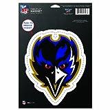 NFL Baltimore Ravens Die Cut Logo Magnet-Bird