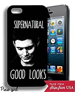 Supernatural Dean Winchester Inspired Funny Popular Quote Iphone 4 4s Case