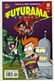 Futurama Comics #6 Newsstand Edition