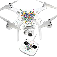 Skin For DJI Phantom 3 Standard – Wildheart | MightySkins Protective, Durable, and Unique Vinyl Decal wrap cover | Easy To Apply, Remove, and Change Styles | Made in the USA