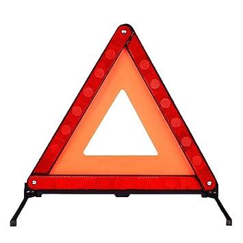 Assistance en cas de panne AA Kit Triangle de Signalisation Pliant et Gilet Réfléchissant Accessoires auto