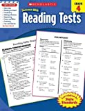 img - for Reading Tests Grade 4[SCHOLASTIC SUCCESS W/REA-GRD 4][Paperback] book / textbook / text book
