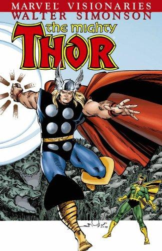 Thor Visionaries - Walter Simonson, Vol. 3