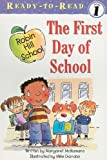 The First Day of School, Margaret McNamara, 1430106069