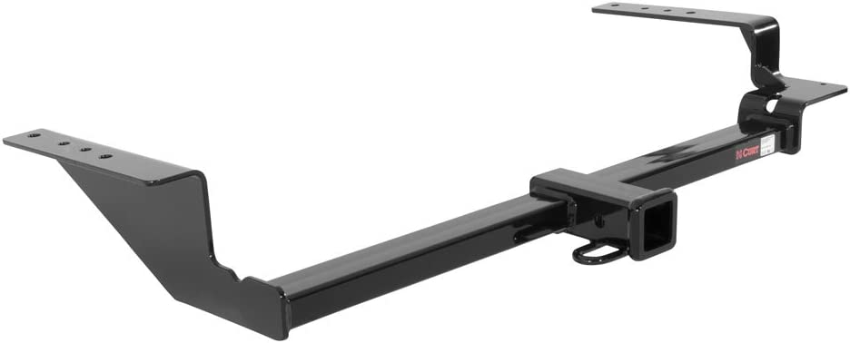 CURT Class 3 Trailer Hitch Tow Package with 2 Ball for 2002-2006 Honda CR-V