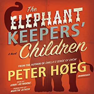 The Elephant Keepers' Children Audiobook