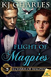 Flight of Magpies (A Charm of Magpies Book 3) (English Edition)