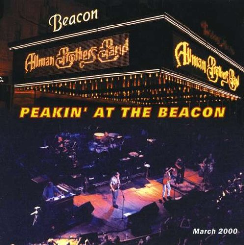 CD : The Allman Brothers Band - Peakin at the Beacon (CD)