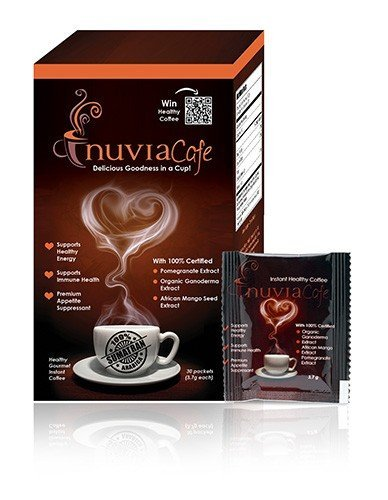 Nuvia Healthy Coffee Pomegranate Suppressant product image