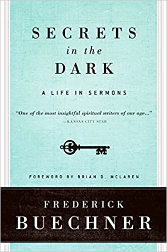 Image result for secrets in the dark frederick buechner amazon