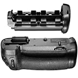 Neewer® Vertical Battery Grip Replacement for MB-D15 Works with EN-EL15 Battery or 6 Pieces AA Batteries for Nikon D7100 D7200 Digital SLR Camera