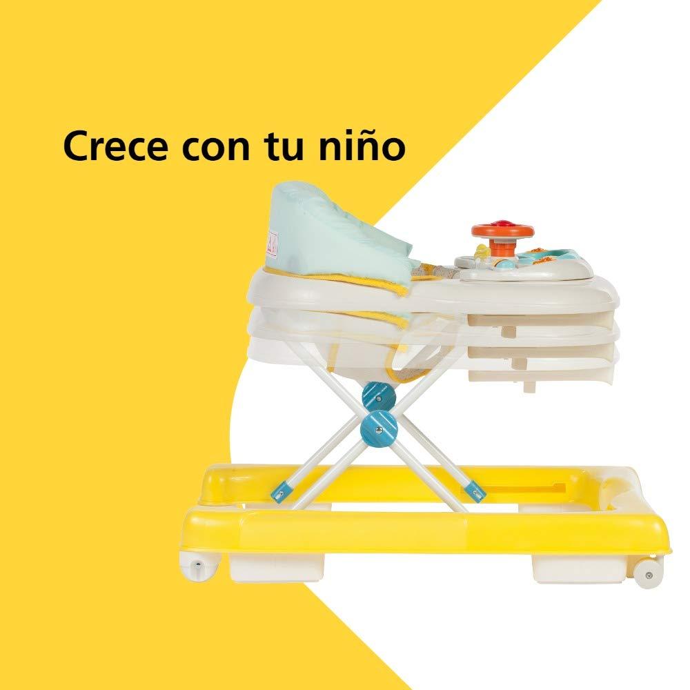 Safety 1st Ludo 2757949001 Andador para bebé, color gris (Grey ...
