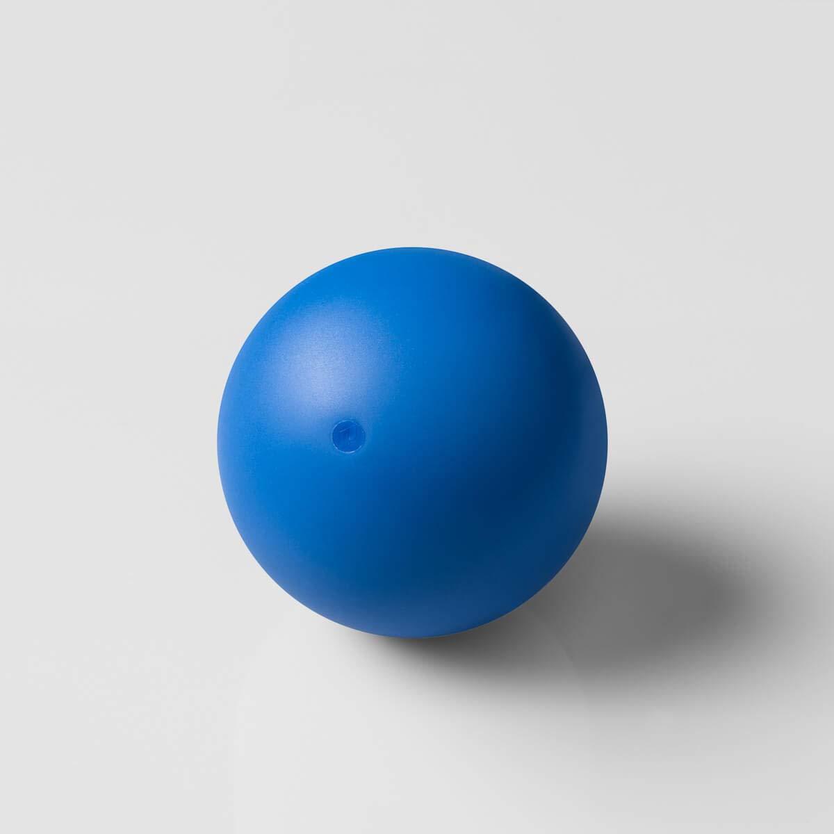 62 mm Play Juggling Blu UV Pallina da GIOCOLIERE per Giocoleria Modello MMX 110 g