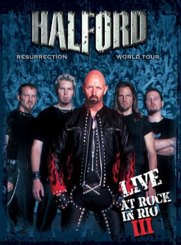 Halford: Resurrection World Tour - Live At Rock In Rio III (DVD/CD) by METAL GOD ENT