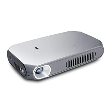 PNYGJTYJ Mini proyector, proyector Dlp portátil de Video ...