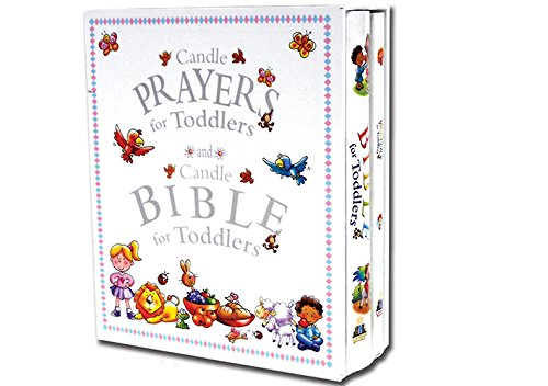 Read Online Candle Prayers for Toddlers and Candle Bible for Toddlers pdf