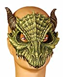 Forum Novelties Dragon Half MASK- Mardi Gras