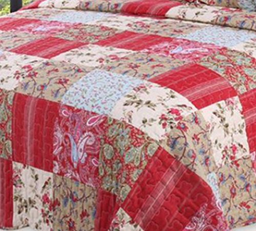 quilts with roses - 2