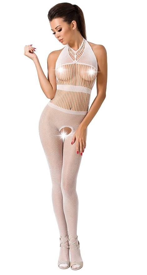 Passion traje blanco bs048 tu: Amazon.es: Salud y cuidado ...
