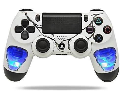 custom led ps4 controller - 2