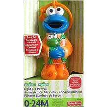 Sesame Street Cookie Light Up Musical Pet Pal