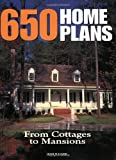 650 Home Plans, Home Planners Staff, 193113104X