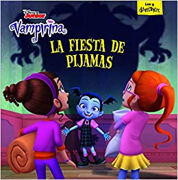 Vampirina. La fiesta de pijamas: Cuento (Disney. Vampirina ...